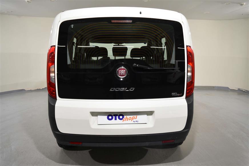 İkinci El Fiat Doblo Combi 1.3 MJET 90HP EASY 2017 - Satılık Araba Fiyat - Otoshops