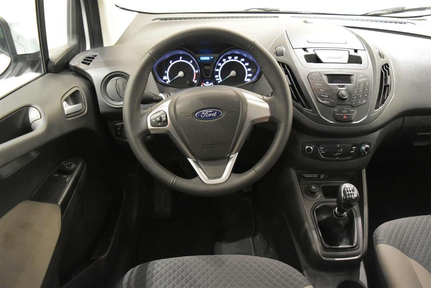 İkinci El Ford Tourneo Courier 1.5 TDCI 95HP DELUXE 2019 - Satılık Araba Fiyat - Otoshops