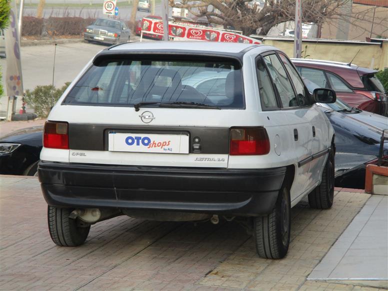 İkinci El Opel Astra 1.4I GL 1995 - Satılık Araba Fiyat - Otoshops
