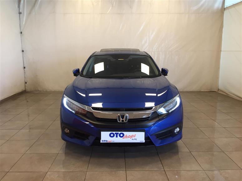 İkinci El Honda Civic 1.6 125HP EXECUTIVE ECO AUT 2018 - Satılık Araba Fiyat - Otoshops