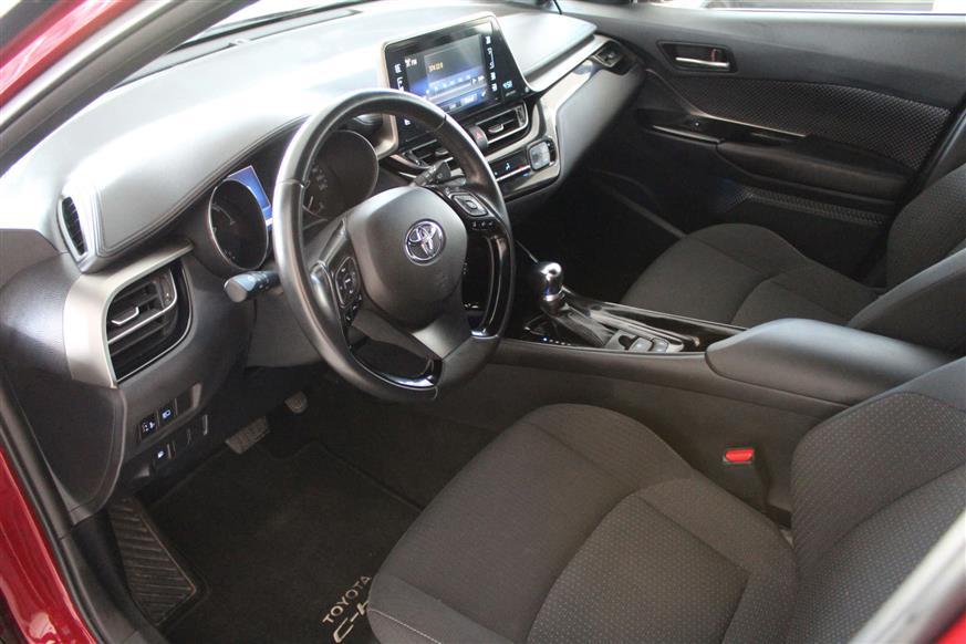 İkinci El Toyota C-HR 1.8 HYBRID DYNAMIC E-CVT 4X2 (YENI) 2018 - Satılık Araba Fiyat - Otoshops