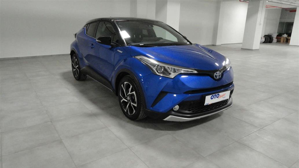 İkinci El Toyota C-HR 1.8 HYBRID DYNAMIC E-CVT  4X2 2018 - Satılık Araba Fiyat - Otoshops