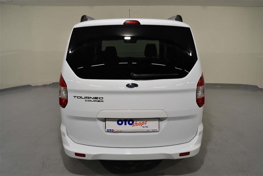 İkinci El Ford Tourneo Courier 1.5 TDCI 95HP TITANIUM 2019 - Satılık Araba Fiyat - Otoshops