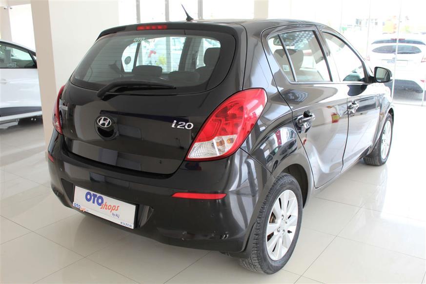 İkinci El Hyundai i20 1.4 CVVT SENSE AUT 2013 - Satılık Araba Fiyat - Otoshops