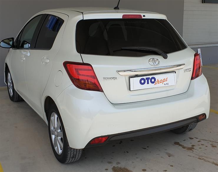 İkinci El Toyota Yaris 1.33 COOL MULTIDRIVE S AUT 2015 - Satılık Araba Fiyat - Otoshops