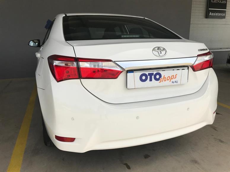 İkinci El Toyota Corolla 1.6 LIFE 2018 - Satılık Araba Fiyat - Otoshops