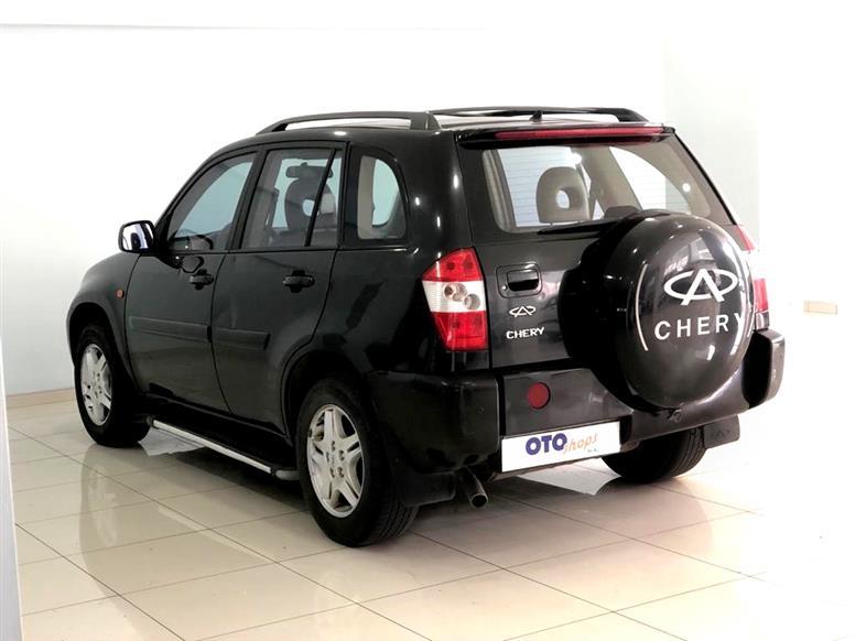 İkinci El Chery Tiggo3 1.6 LUSSO 2009 - Satılık Araba Fiyat - Otoshops