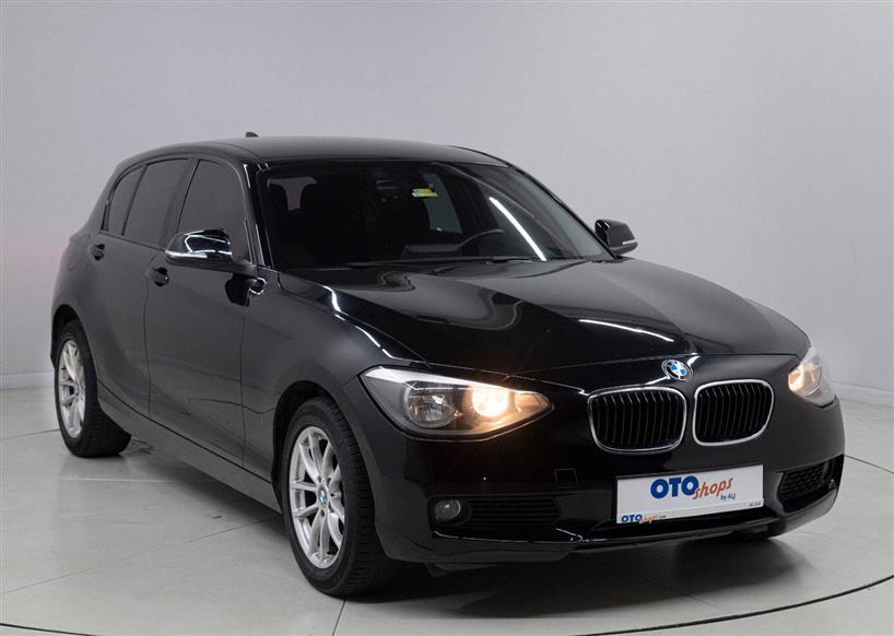 İkinci El BMW 1 Serisi 1.6 116I COMFORT AUT 2012 - Satılık Araba Fiyat - Otoshops