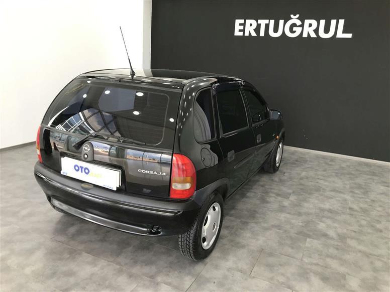 İkinci El Opel Corsa 1.4I SWING 1998 - Satılık Araba Fiyat - Otoshops