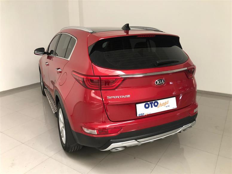 İkinci El Kia Sportage 1.6 GDI 132HP PRESTIGE AUT 2018 - Satılık Araba Fiyat - Otoshops