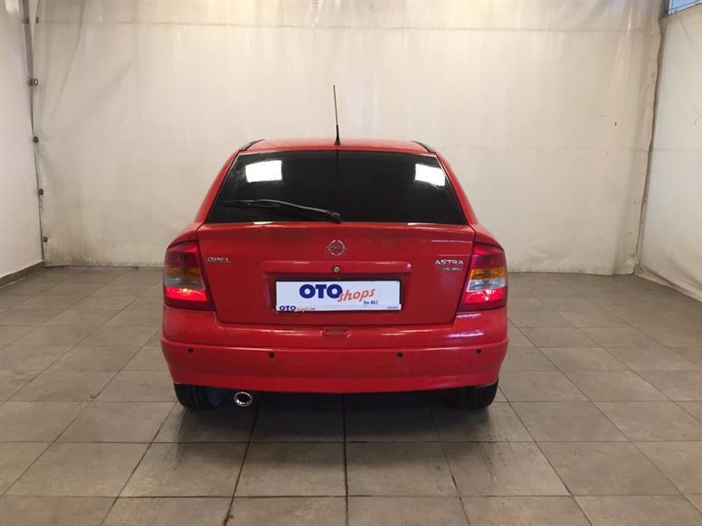 İkinci El Opel Astra 1.6I 16V CD 2000 - Satılık Araba Fiyat - Otoshops