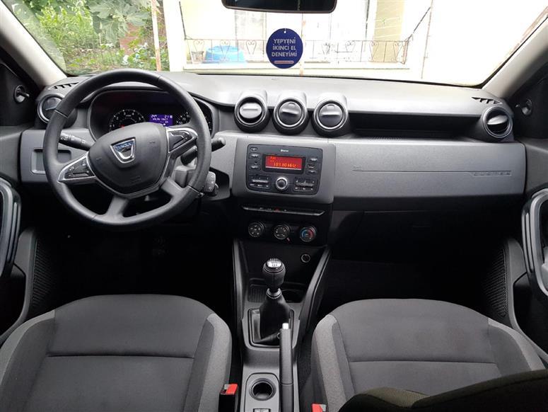 İkinci El Dacia Duster 1.5 DCI 90HP COMFORT 4X2  2018 - Satılık Araba Fiyat - Otoshops
