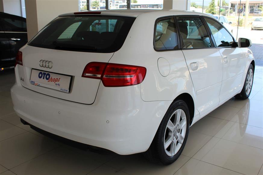 İkinci El Audi A3 1.6 ATTRACTION 2011 - Satılık Araba Fiyat - Otoshops