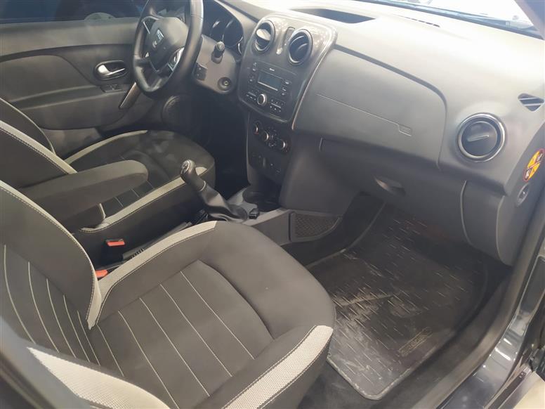 İkinci El Dacia Sandero 1.5 DCI 90HP STEPWAY  2018 - Satılık Araba Fiyat - Otoshops