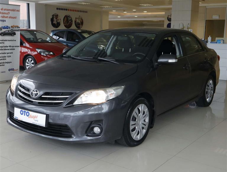 İkinci El Toyota Corolla 1.6 COMFORT EXTRA AUT 2011 - Satılık Araba Fiyat - Otoshops
