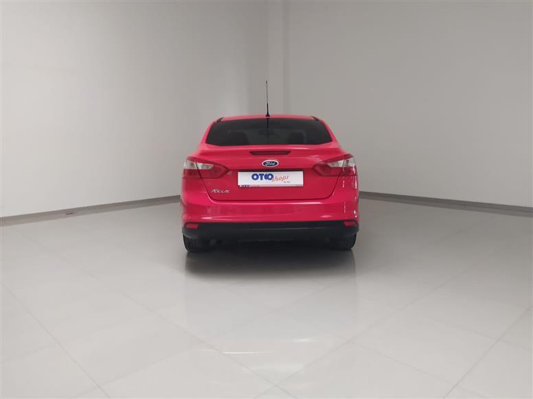 İkinci El Ford Focus 1.6 TDCI 95HP TREND X 2014 - Satılık Araba Fiyat - Otoshops