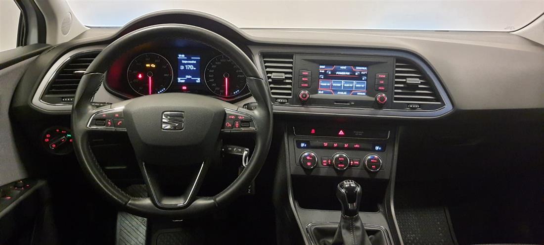 İkinci El Seat Leon 1.2 TSI 110HP STYLE S&S 2017 - Satılık Araba Fiyat - Otoshops