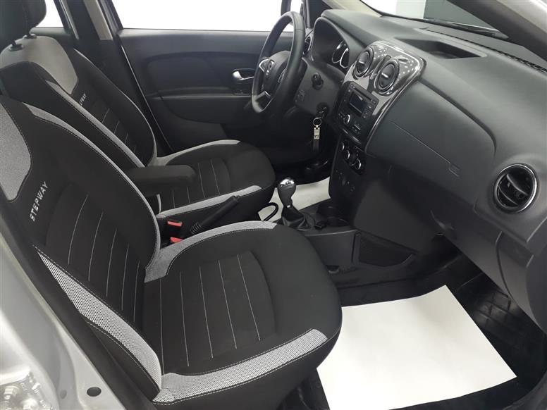 İkinci El Dacia Sandero 0.9 TURBO 90HP EASY-R STEPWAY 2017 - Satılık Araba Fiyat - Otoshops