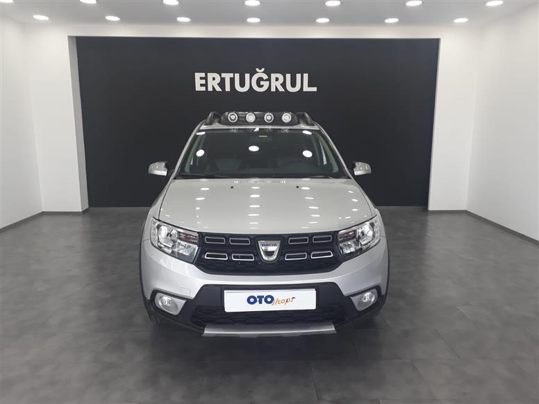 İkinci El Dacia Sandero 0.9 TURBO 90HP EASY-R STEPWAY 2018 - Satılık Araba Fiyat - Otoshops