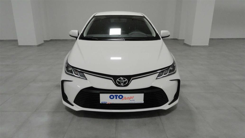 İkinci El Toyota Corolla 1.6 VISION MULTIDRIVE S 2020 - Satılık Araba Fiyat - Otoshops