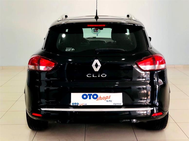 İkinci El Renault Clio Sport Tourer 1.5 DCI 90HP SPORT TOURER ICON EDC SW 2014 - Satılık Araba Fiyat - Otoshops