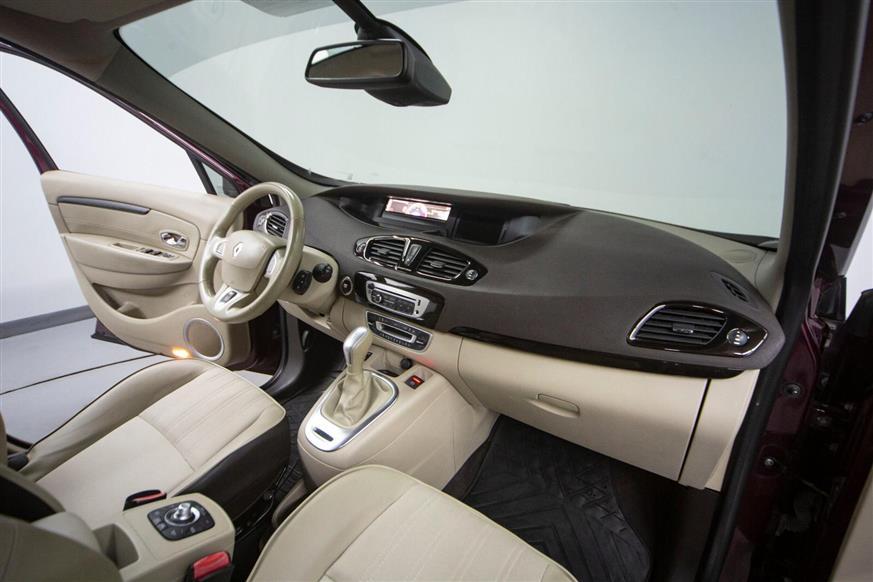 İkinci El Renault Grand Scenic 1.5 DCI 110HP PRIVILEGE EDITION EDC 2012 - Satılık Araba Fiyat - Otoshops