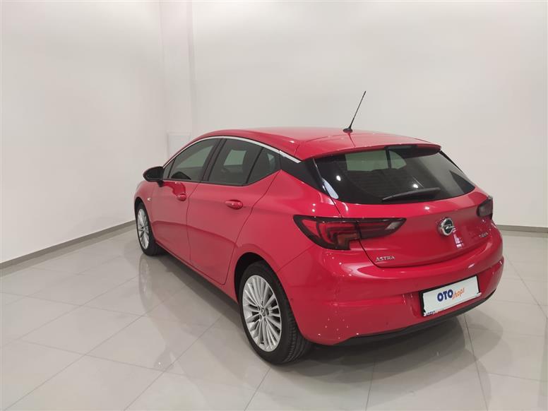İkinci El Opel Astra 1.4 150HP MT6 EXCELLENCE 2016 - Satılık Araba Fiyat - Otoshops
