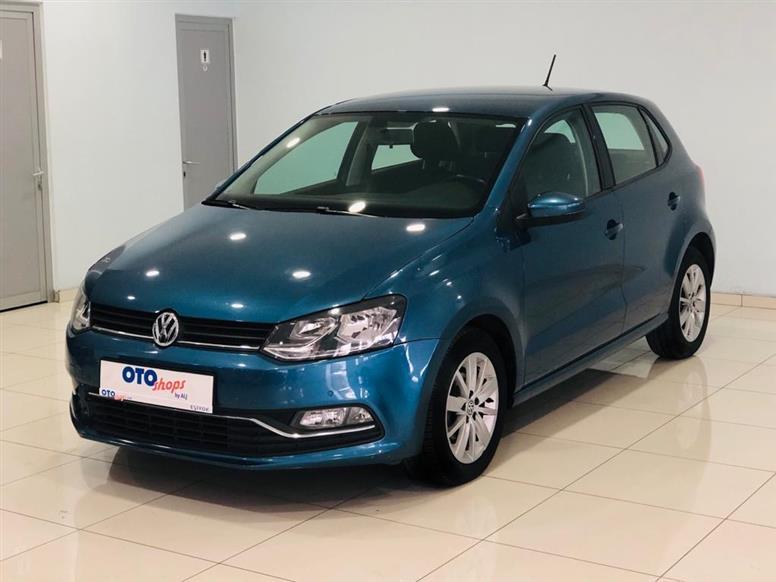 İkinci El Volkswagen Polo 1.2 TSI 90HP COMFORTLINE BMT 2017 - Satılık Araba Fiyat - Otoshops