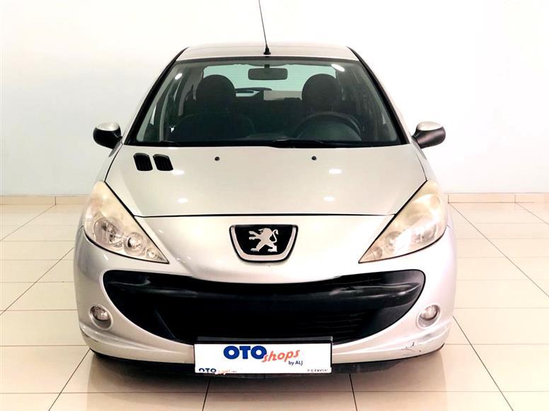İkinci El Peugeot 206 + 1.4 75HP URBAN MOVE 2012 - Satılık Araba Fiyat - Otoshops