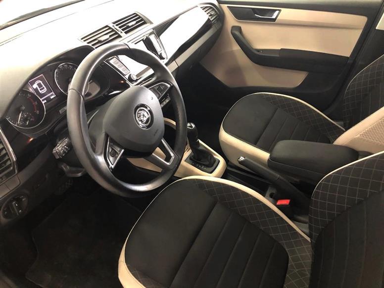 İkinci El Skoda Fabia 1.0 TSI 110HP GREENTEC STYLE DSG 2017 - Satılık Araba Fiyat - Otoshops
