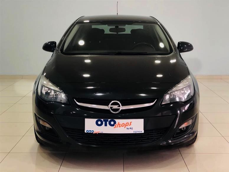 İkinci El Opel Astra 1.6 CDTI 136HP DESIGN AUT 2016 - Satılık Araba Fiyat - Otoshops