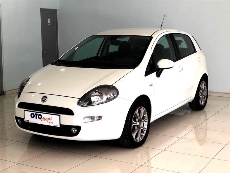 İkinci El Fiat Punto 1.3 MJET 75HP LOUNGE 2014 - Satılık Araba Fiyat - Otoshops