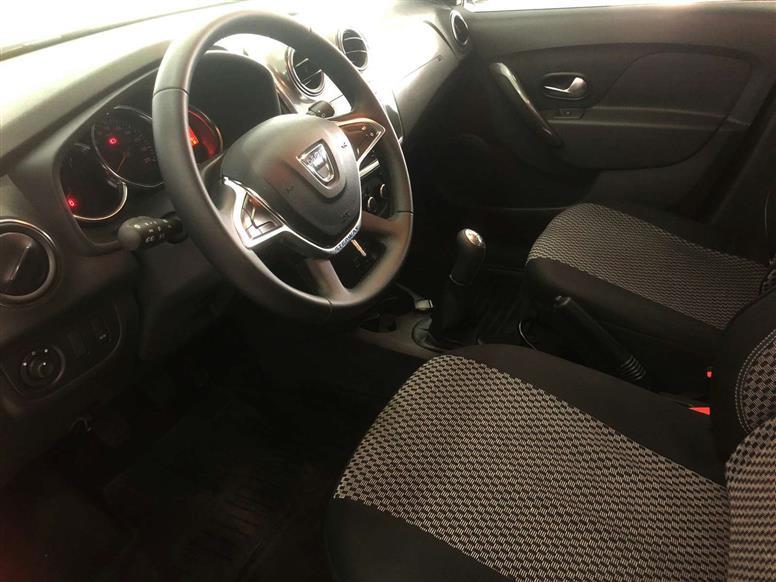 İkinci El Dacia Sandero 0.9 TURBO 90HP STEPWAY 2019 - Satılık Araba Fiyat - Otoshops