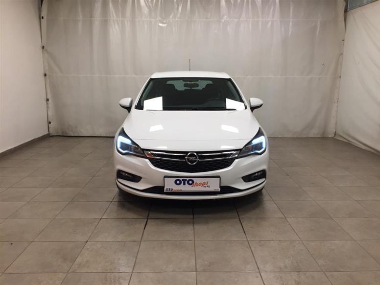 İkinci El Opel Astra 1.4 100HP ENJOY HB MT5 2017 - Satılık Araba Fiyat - Otoshops