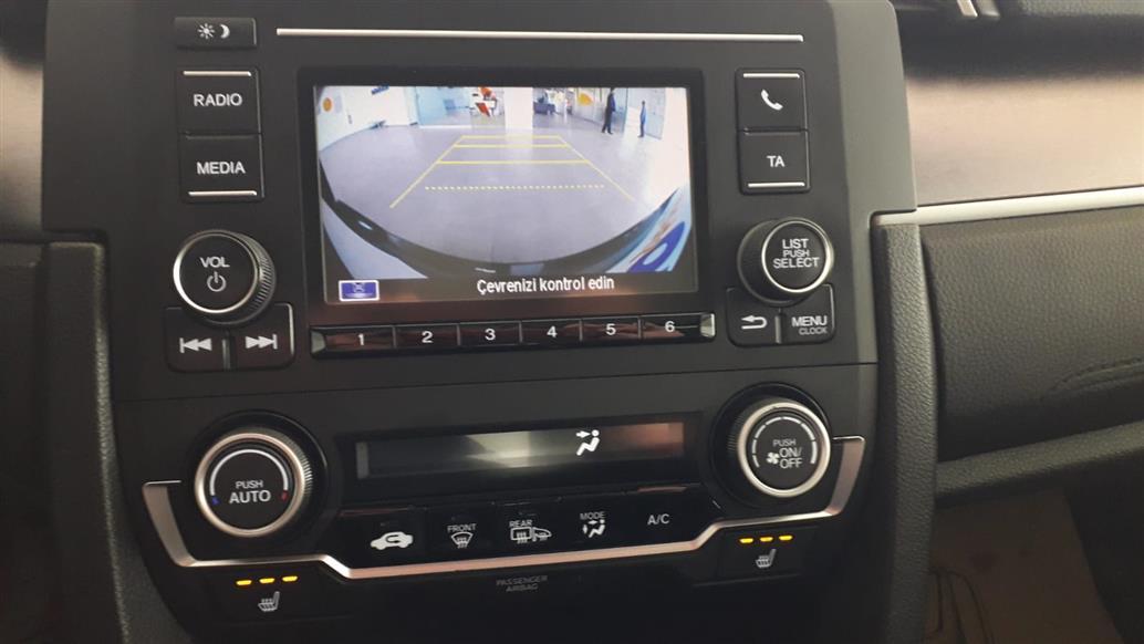 İkinci El Honda Civic 1.6 125HP ELEGANCE AUT 2018 - Satılık Araba Fiyat - Otoshops