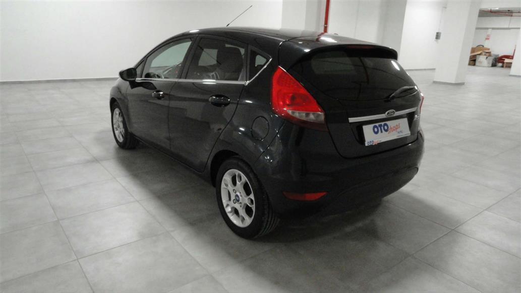 İkinci El Ford Fiesta 1.4I TITANIUM AUT 2012 - Satılık Araba Fiyat - Otoshops