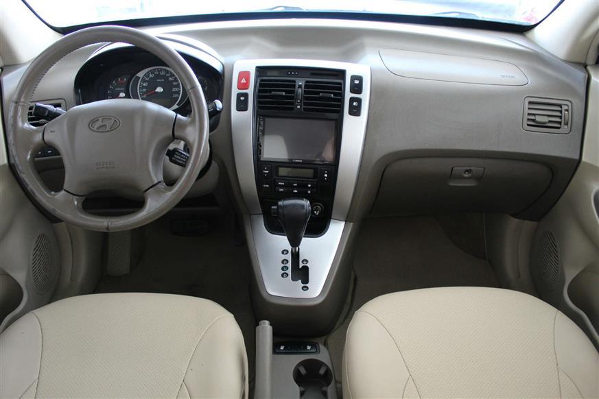İkinci El Hyundai Tucson 2.0 CRDI H-MATIC 2007 - Satılık Araba Fiyat - Otoshops