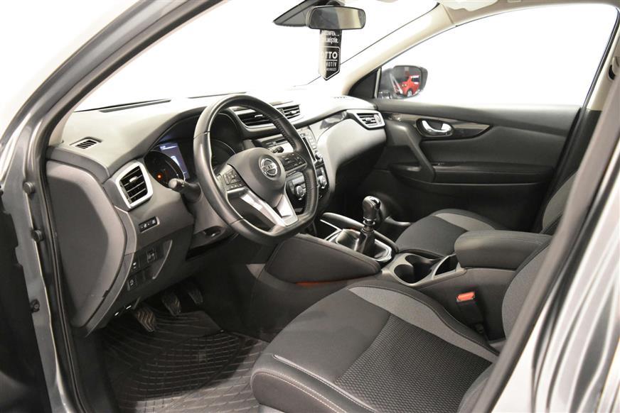 İkinci El Nissan Qashqai 1.5 DCI 110HP TEKNA MT 2018 - Satılık Araba Fiyat - Otoshops
