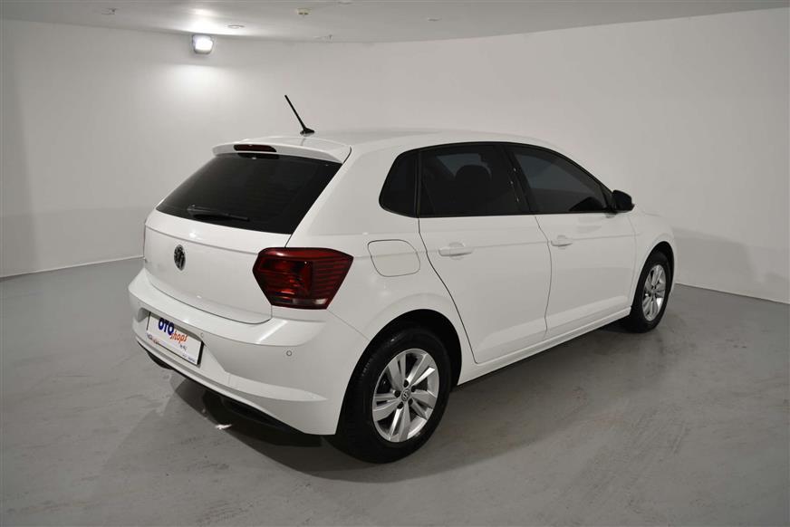 İkinci El Volkswagen Polo 1.0 TSI 95HP COMFORTLINE 2018 - Satılık Araba Fiyat - Otoshops