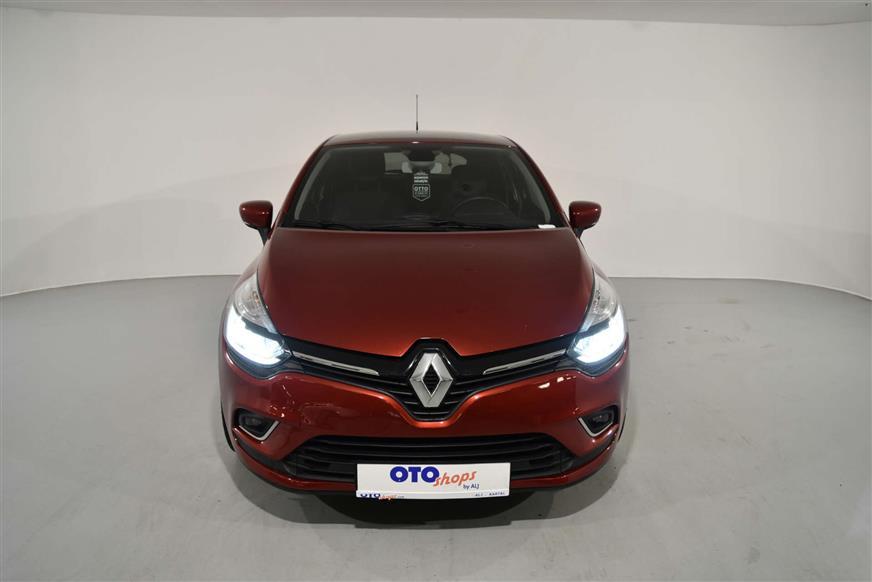İkinci El Renault Clio 1.5 DCI 90HP ICON EDC 2018 - Satılık Araba Fiyat - Otoshops