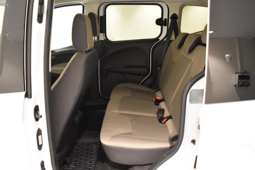 İkinci El Ford Courier 1.5 TDCI 95HP TITANIUM JOURNEY 2018 - Satılık Araba Fiyat - Otoshops