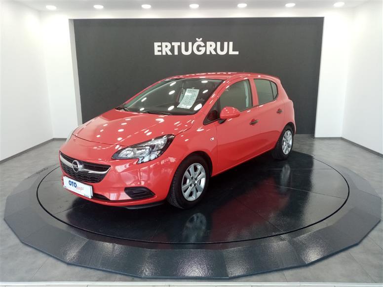 İkinci El Opel Corsa 1.4 90HP DESIGN AUT 2017 - Satılık Araba Fiyat - Otoshops
