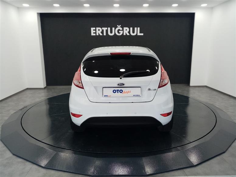 İkinci El Ford Fiesta 1.6 105HP TREND POWERSHIFT 2013 - Satılık Araba Fiyat - Otoshops