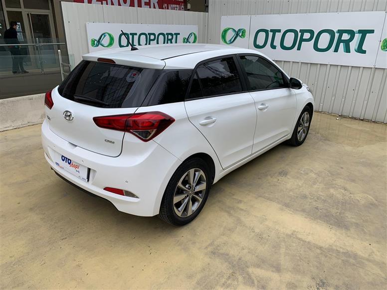 İkinci El Hyundai i20 1.4 CRDI STYLE 2017 - Satılık Araba Fiyat - Otoshops
