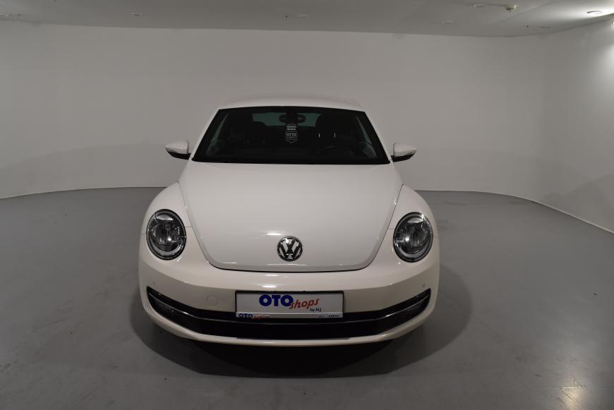 İkinci El Volkswagen Beetle 1.4 TSI DESIGN DSG 2013 - Satılık Araba Fiyat - Otoshops