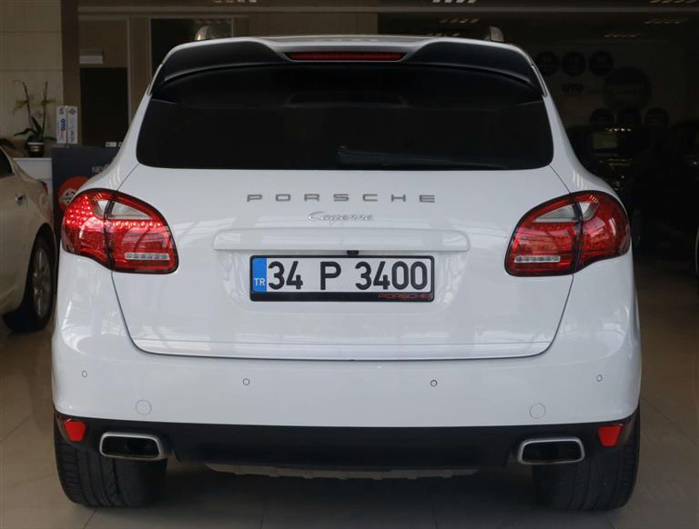 İkinci El Porsche Cayenne 3.0TD PLATINUM EDITION TIPTRONIC 2014 - Satılık Araba Fiyat - Otoshops
