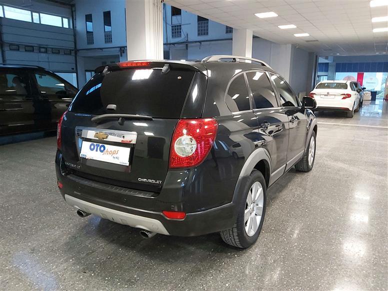 İkinci El Chevrolet Captiva 2.0 16V DS HIGH 7S 4WD AUT 2011 - Satılık Araba Fiyat - Otoshops