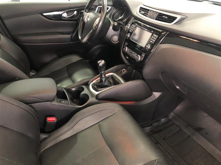 İkinci El Nissan Qashqai 1.5 DCI PLATINUM PREMIUM PACK MT 2014 - Satılık Araba Fiyat - Otoshops