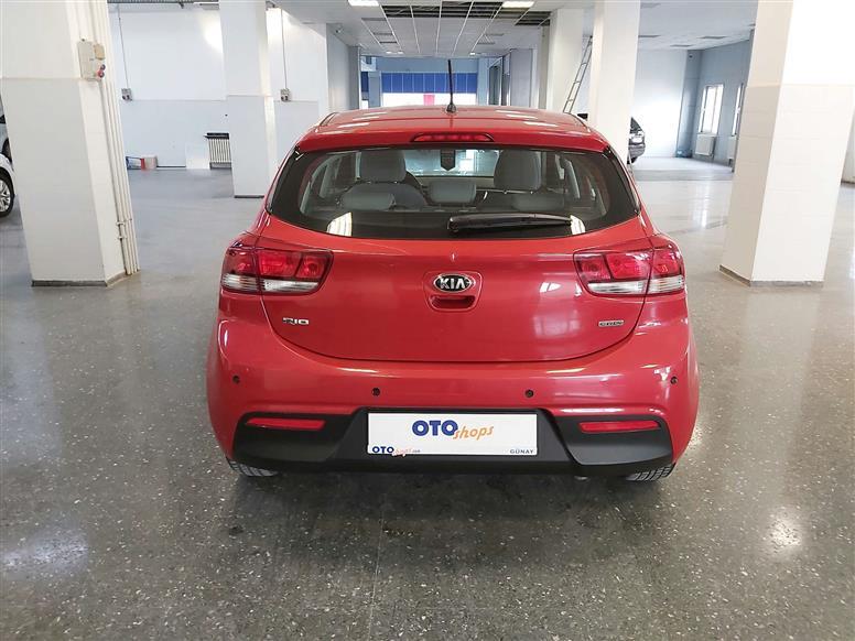 İkinci El Kia Rio 1.4 CRDI 90HP COMFORT M/T 2017 - Satılık Araba Fiyat - Otoshops