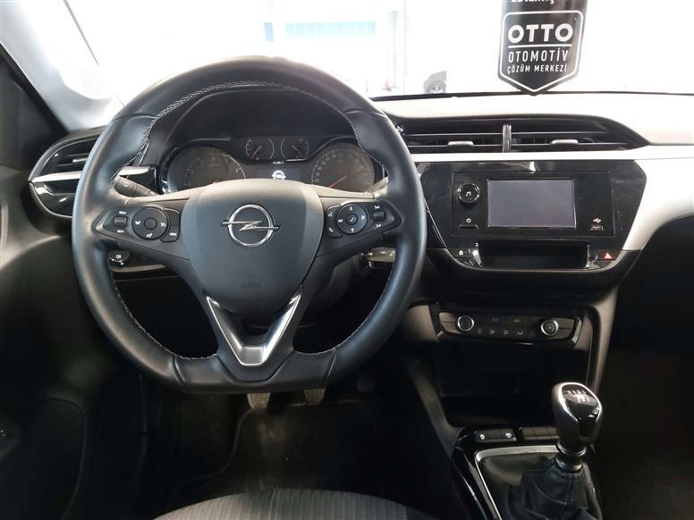 İkinci El Opel Corsa 1.5 D 102HP EDITION 2020 - Satılık Araba Fiyat - Otoshops